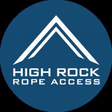 High Rock Rope Access logo